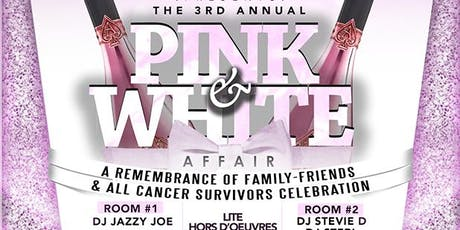Jeff Lawry & Friends Present The 3RD Annual Pink and White Affair  tickets