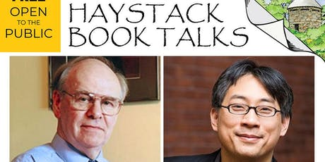 Haystack Book Talks Serious Conversation tickets