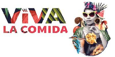 8th Annual Viva La Comida Street Festival in Jackson Heights, Queens
