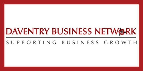 Daventry Business Network June 2019 Meeting tickets