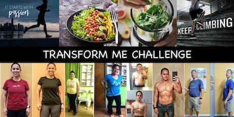 Transform Me Challenge tickets
