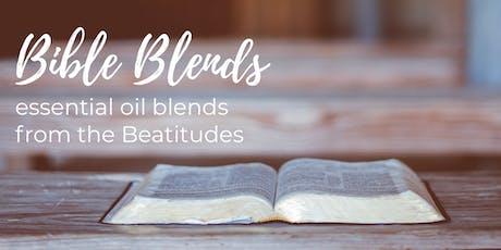 Bible Blends tickets