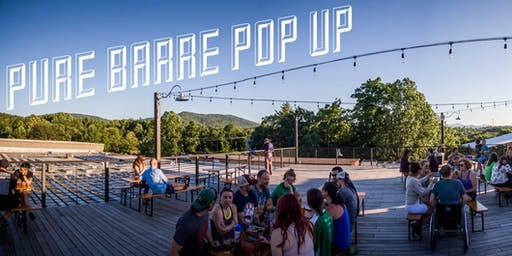 Pure Barre + Highland Brewing Company Pop-Up
