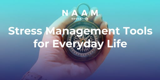 Stress Management Tools for Everyday Life. w/ Allyn Cioban