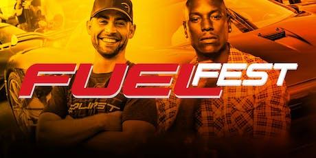 FuelFest UK Vendors tickets