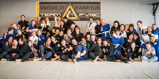 Rebel Girls BJJ Summer Camp 2019