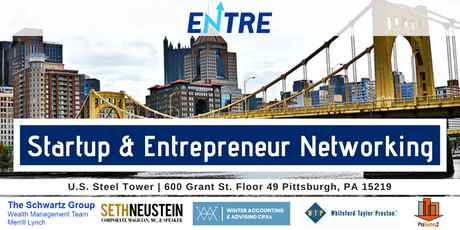 Startup & Entrepreneur Networking tickets