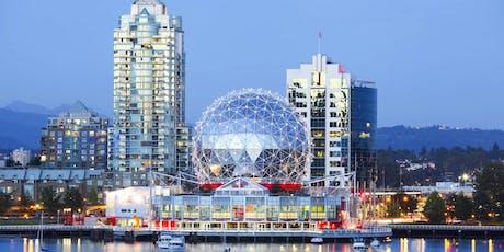 Charla Informativa: estudia y trabaja en Canadá con la W&H entradas