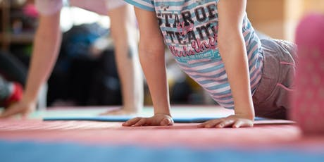 BPB Kid's Club: GET UP AND MOVE! (K-5) tickets