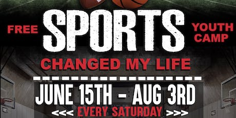 Free Sports Changed My Life Youth Camp  tickets