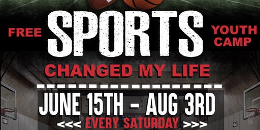 Free Sports Changed My Life Youth Camp