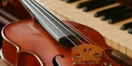 Violin and piano recital with Katryn Parry and Simon Marlow tickets