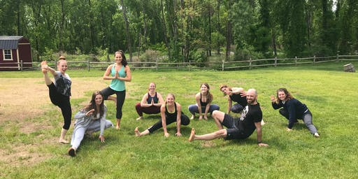 Primal Fit @ the Saratoga Winery!