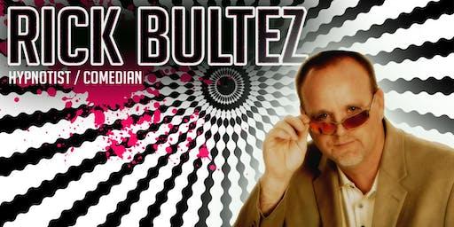 Rick Bultez - The Naughy Hypnotist & Cre's Quarter Auction