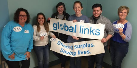 SAS Pittsburgh Alumni Chapter Service Project with Global Links tickets