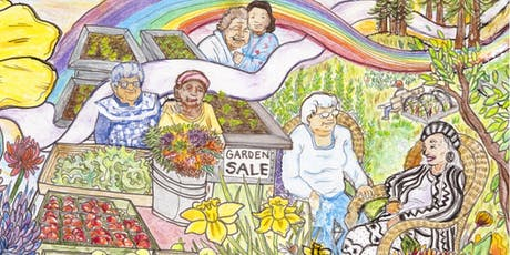On Lok's 30th Street Senior Center Mural Unveiling and Open House tickets