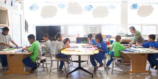 The City School Open House at Fairmount for grades PK-5