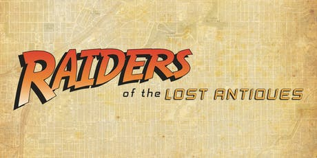 Raiders of the Lost Antiques: A Near Eastside Antique Crawl tickets