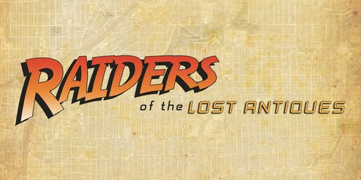 Raiders of the Lost Antiques: A Near Eastside Antique Crawl