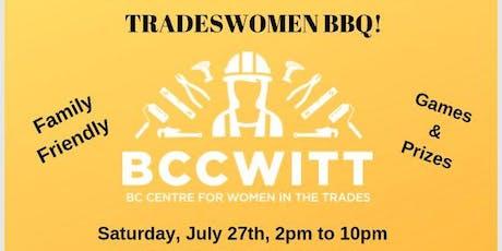 BCCWITT Annual Tradeswomen BBQ tickets