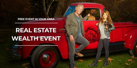 (Free) Secrets of a Real Estate Millionaire in Janesville by Scott Yancey tickets