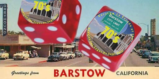 Decades of the 70's Barstow High Schools Reunion 2020