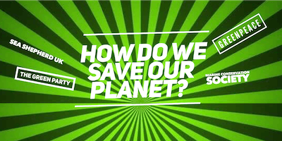 How Do We Save Our Planet?