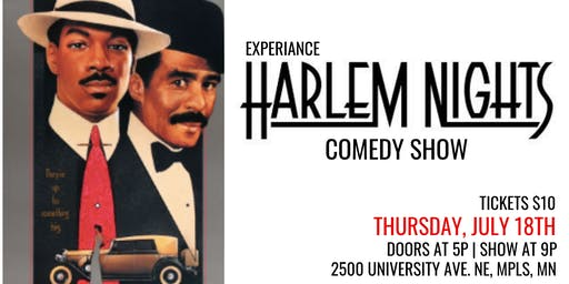 Harlem Nights Comedy Show