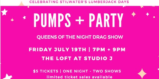 Pumps + Party - Drag Show!