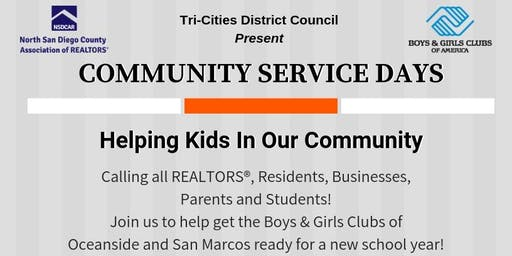 Community Service Day - San Marcos