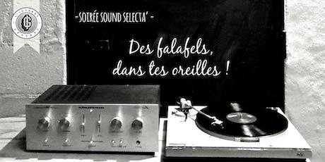 """Soirée Sound Sélecta - Edition """"Italo Disco"""" billets"""