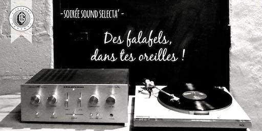 """Soirée Sound Sélecta - Edition """"Italo Disco"""""""