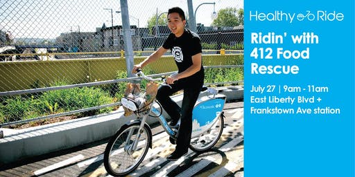 Ridin' with 412 Food Rescue