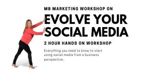 Evolve Your Social Media tickets
