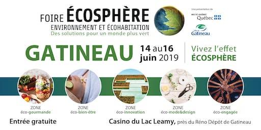 Foire Écosphère de Gatineau