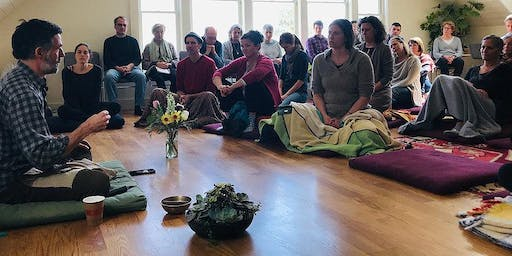Open Door Meditation Community Weekly Sits