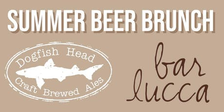 Beer Brunch with Dogfish Head Brewing tickets