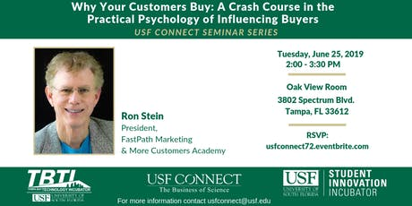 Why Your Customers Buy: A Crash Course in the Practical Psychology of Influencing Buyers tickets