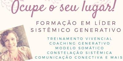 FORMAÇÃO LÍDER SISTÊMICO GENERATIVO PRESENCIAL RJ