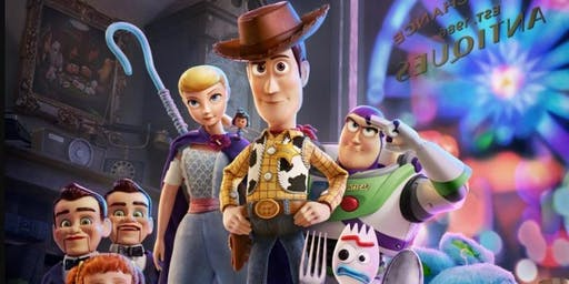 SCAD Storytellers presents a preview screening of Toy Story 4.