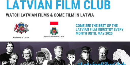 Latvian Film Club: TBC