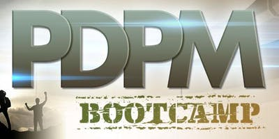 PDPM 1-day Bootcamp