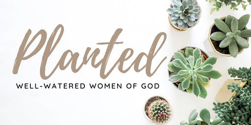2019 Planted Women's Conference