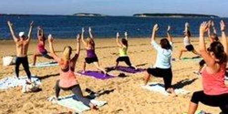 Yoga on the Beach with doTERRA oils tickets