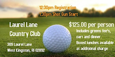 The Never Dunne Foundation 2nd Annual Charity Golf Tournament tickets