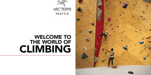 Welcome to the World of Climbing