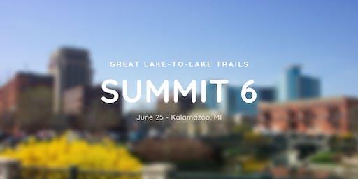 Great Lake-to-Lake Trails Summit #6