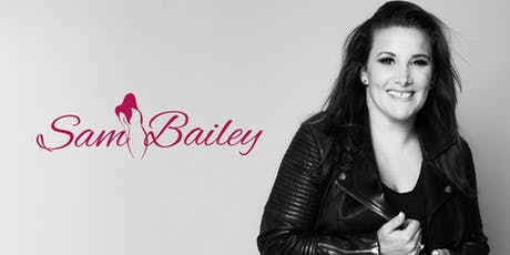 An Evening with Sam Bailey. tickets