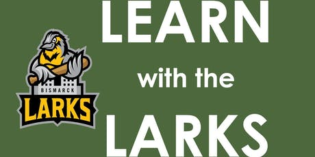 Learn with the Larks 2019 tickets