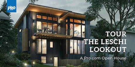 Tour the Leschi Lookout: A Pro.com Open House tickets